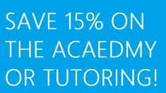 Save 15% this fall Toronto City Algebra _small