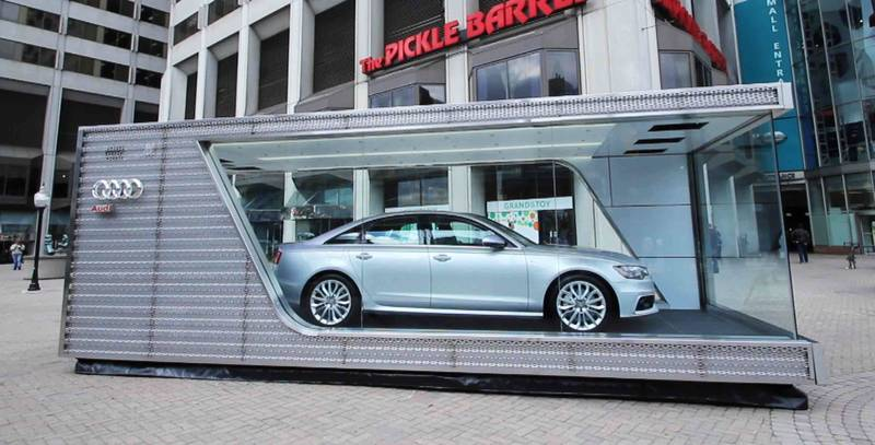 Audi Brand Terminal