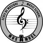 """Music school """" MUSAMUSE"""" École de musique Montréal"""