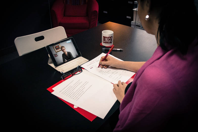 Skype lessons - throughout Canada & worldwide
