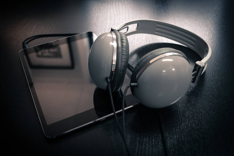 Audio language lessons
