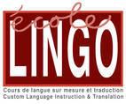 Lingo Canada Ecole
