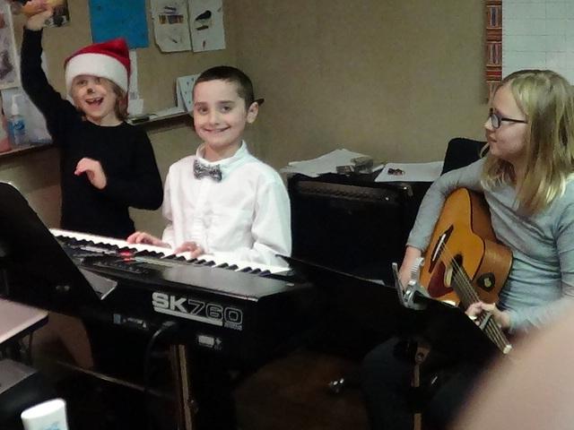 Cunningham 'Christmas' jam