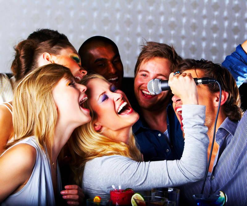 Singing Groups at Studio 55