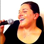 Singing Student at Studio 55