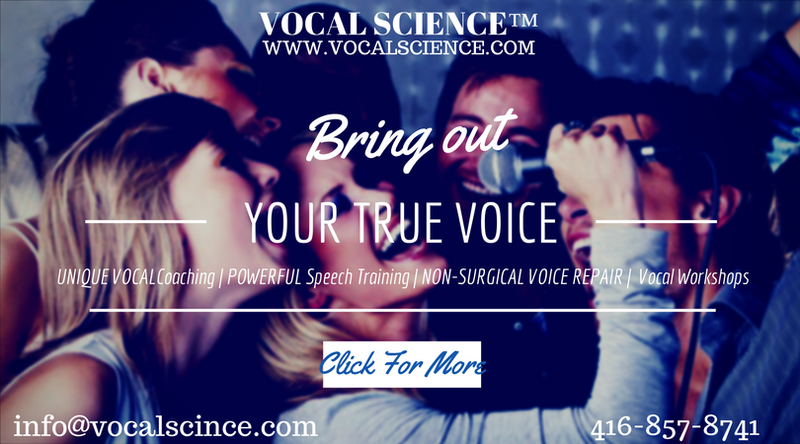 Vocal Science - Maximize the true potential of your voice!