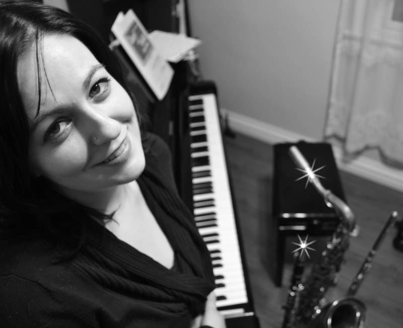 Danielle Beck, Owner & Instructor for Woodwinds & Piano