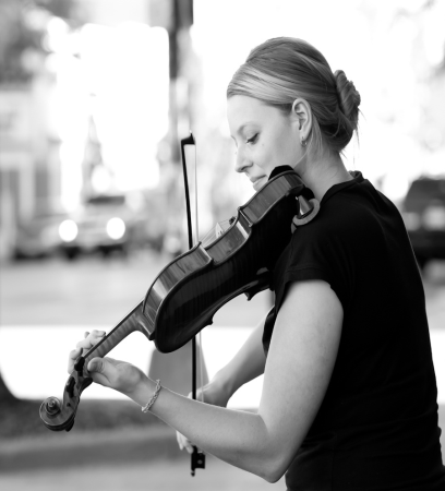 Claryssa Webb, Violin & Viola Instructor