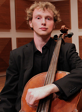 Chadd Yaniw, Cello & Piano Instructor