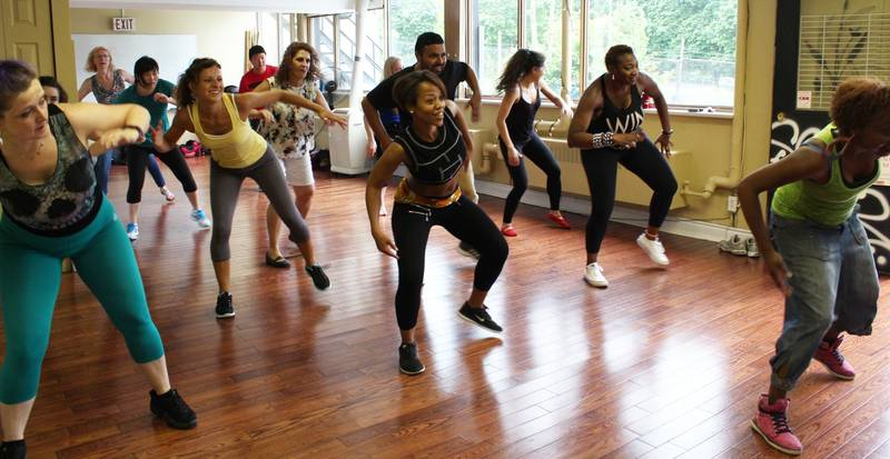 Afro-House and Afro-Fusion classes for beginners in downtown Toronto