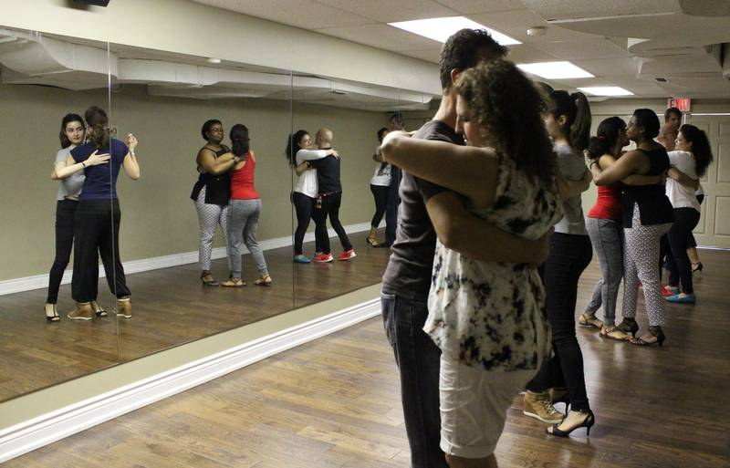 Kizomba and semba classes and lessons in downtown Toronto
