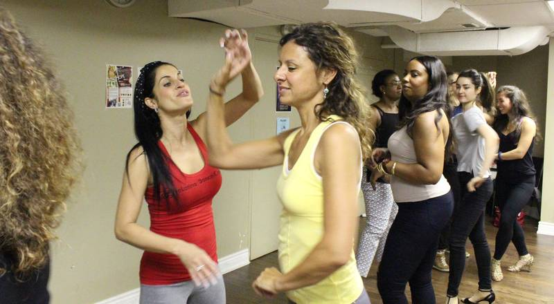 Bachata classes for beginner in downtown Toronto